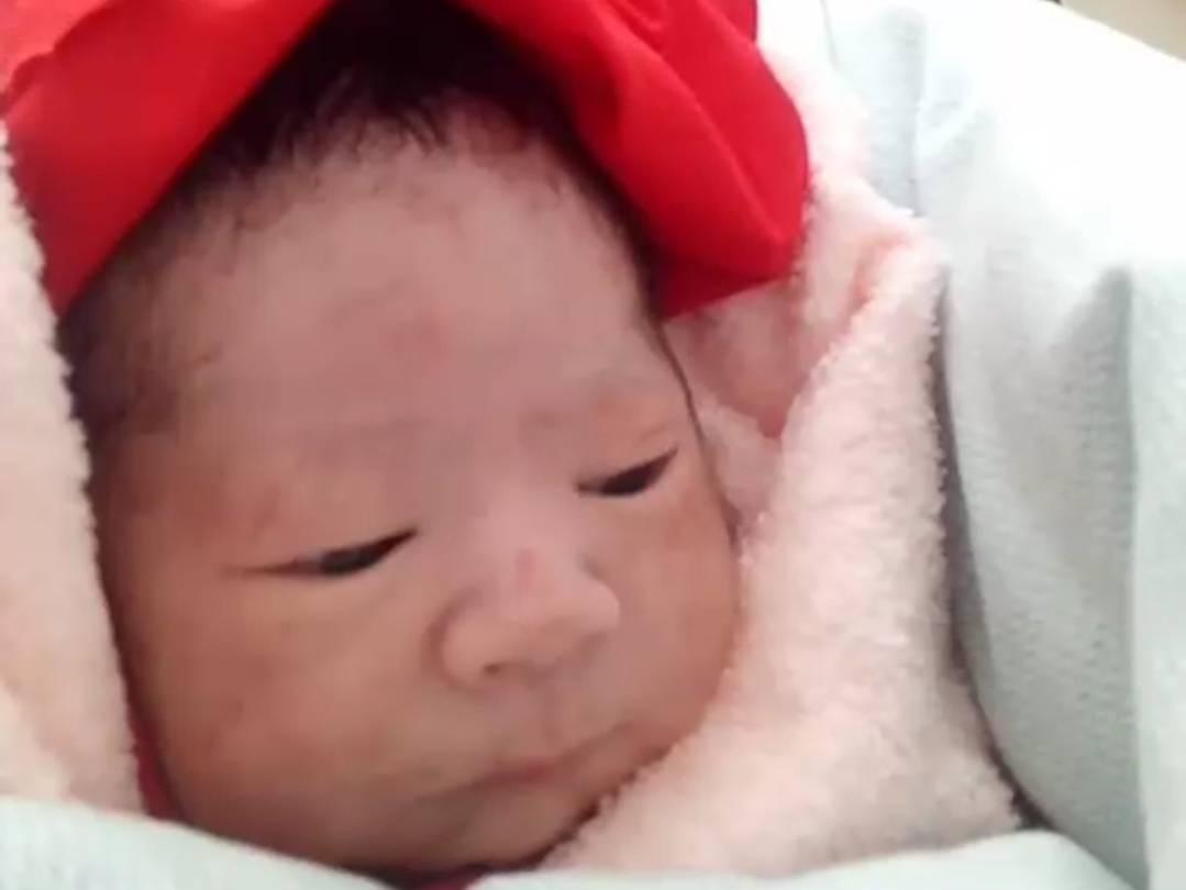 黑龙江拜泉县疫情爱心宝宝出生啦