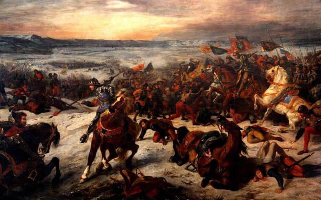 历史上的五大复仇之战,最短的历经80年,最长的用了193年
