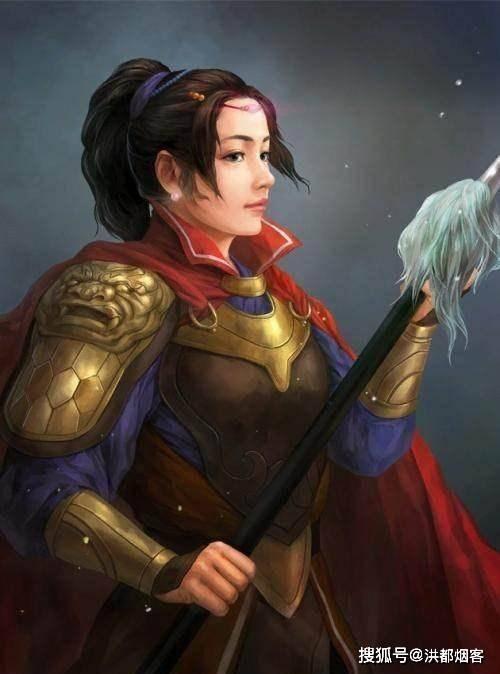 明末七大战将:铁血护大明,英雄战疆场!
