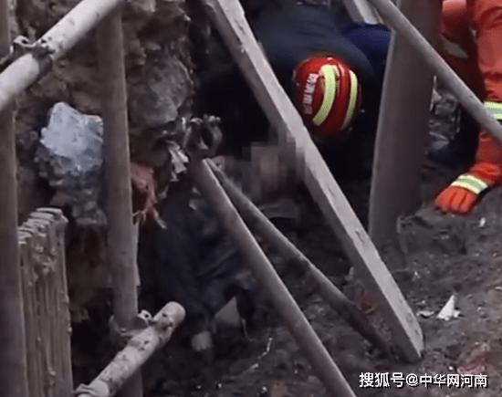 泪目!济源一消防员救了无数人 却救不了自己的父亲