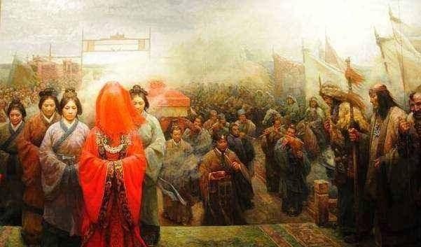 王昭君入宫那年陈汤已斩杀北匈奴郅支单于,但为何还要出塞和亲呢