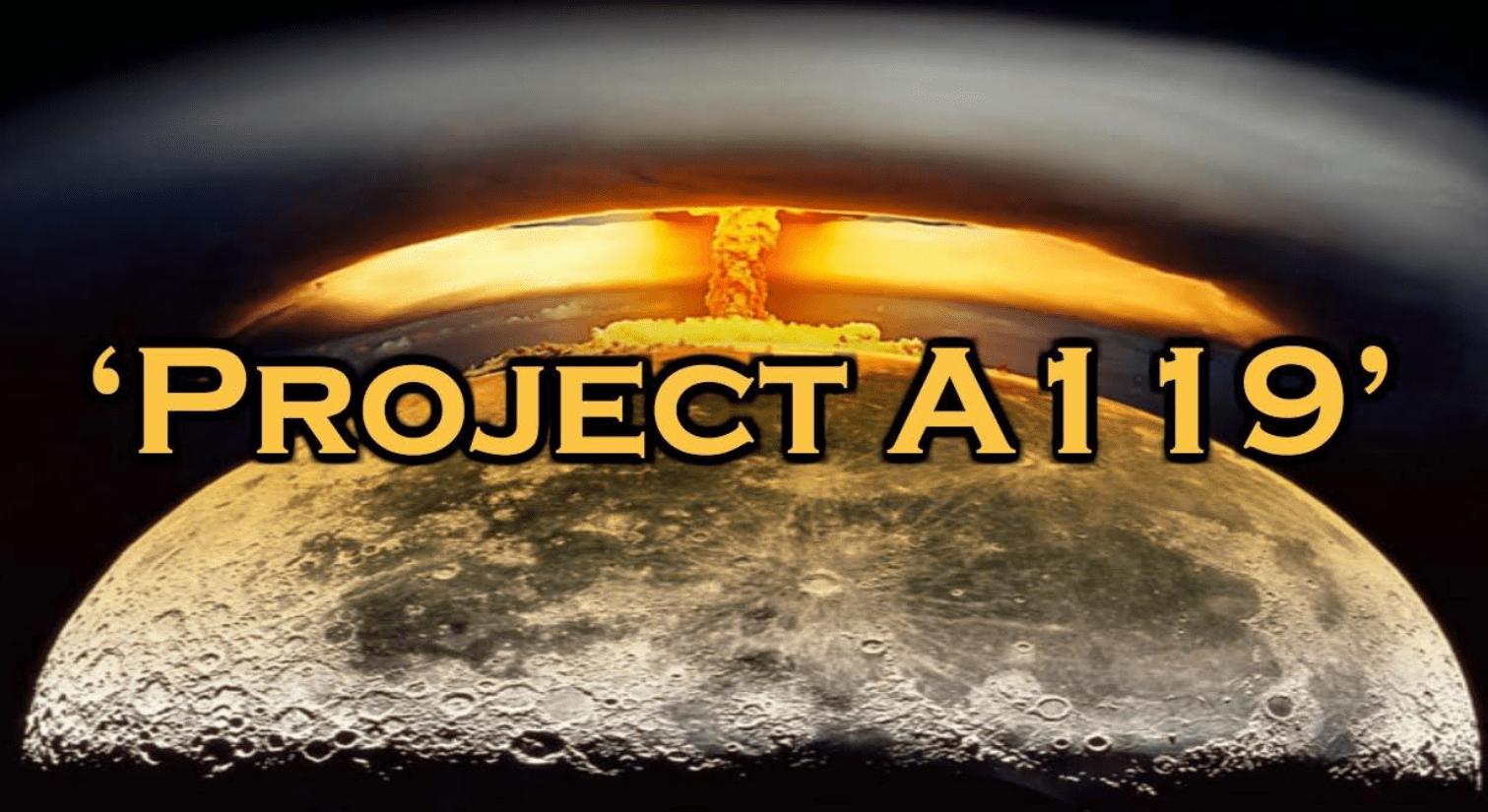 63年前,人类最疯狂的计划:炸月球,让半个地球的人看大蘑菇云