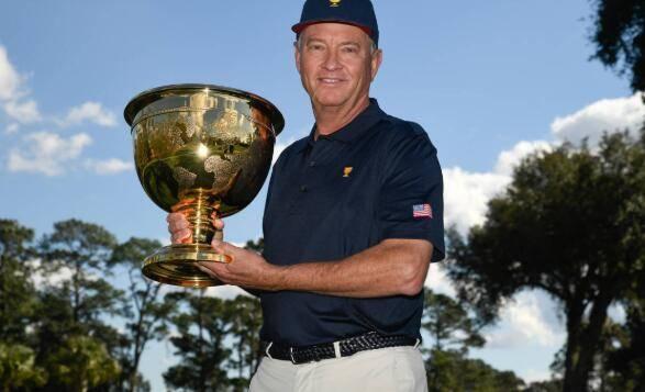 世界高尔夫名人堂成员拉夫三世 被任命为2022年总统杯美国队队长