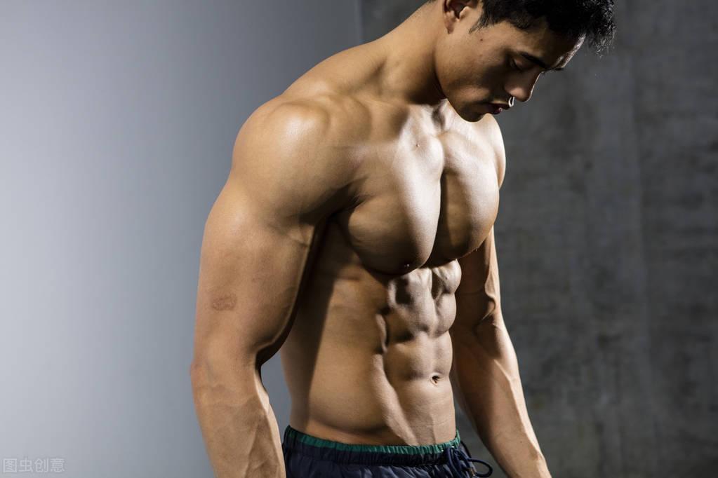 一套最实用的腹部训练,坚持4周,练出男人的六块腹肌!