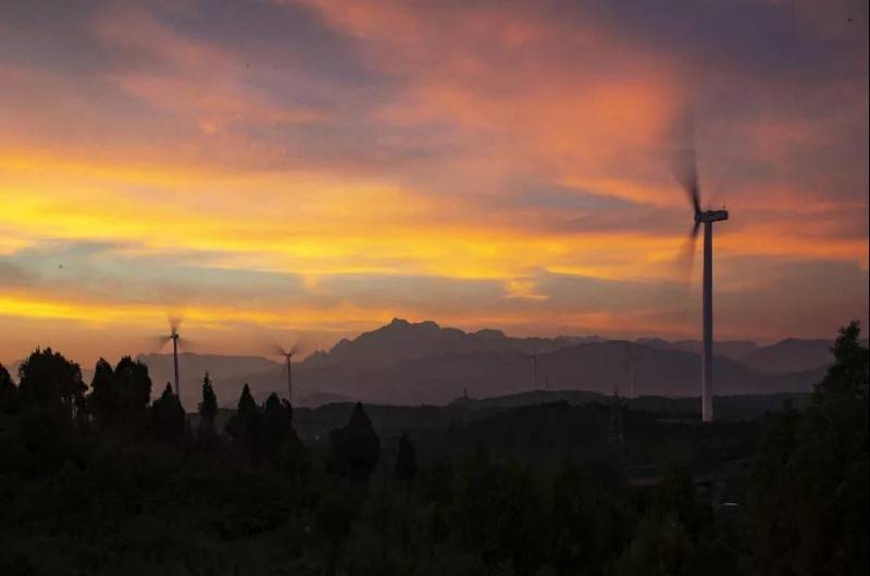 三一中东南部风电项目