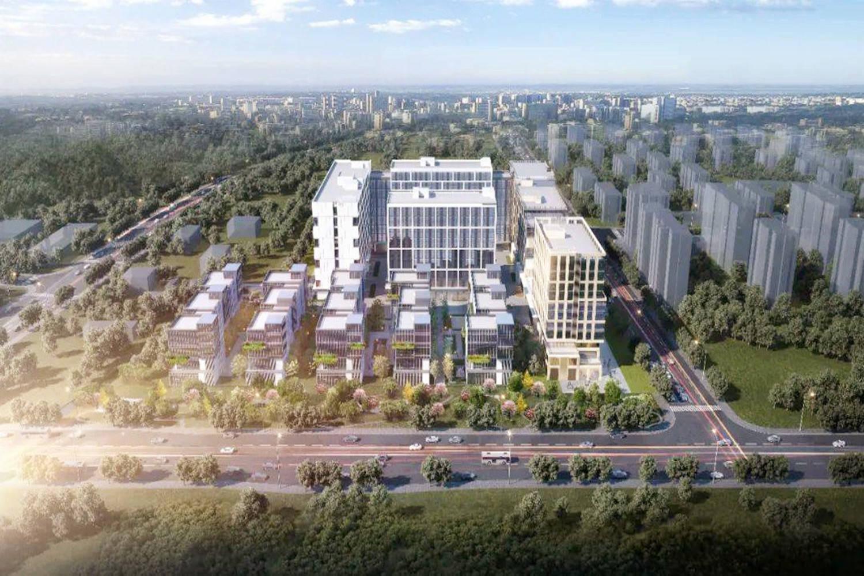 """浙江又建一座""""横店""""影视中心,投资约12亿元,总占地约58.65亩"""