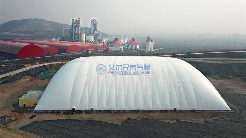 气膜体育场馆的建设助力体育产业更好的发展