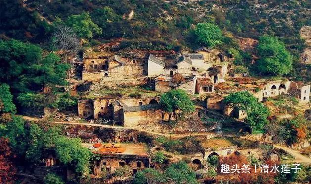 山西春游踏青:塔尔坡古村,昔阳县水磨村,马川沟,龙栖湖