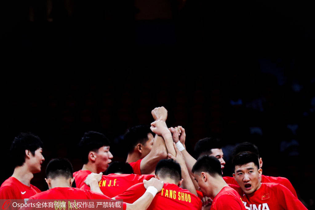 男篮亚预赛赛程出炉 17日大年初六19点首战马来西亚_进行