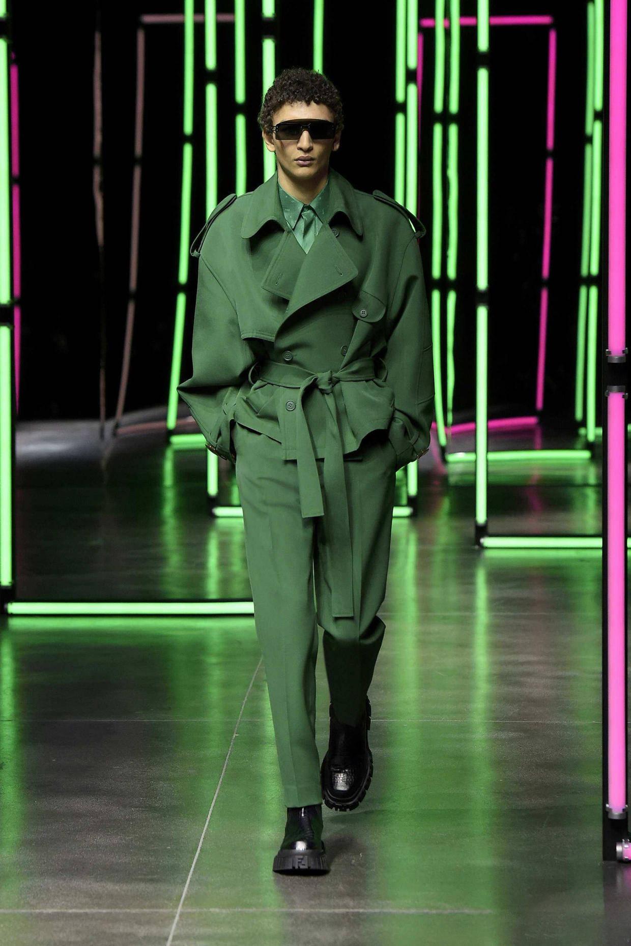 2021/22秋冬米兰男装时装周 诠释当代男装之美! 爸爸 第9张