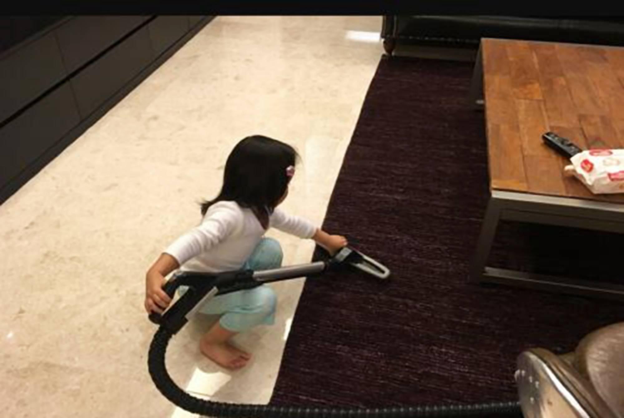 女人上班做家务 为什么家务都是老婆的