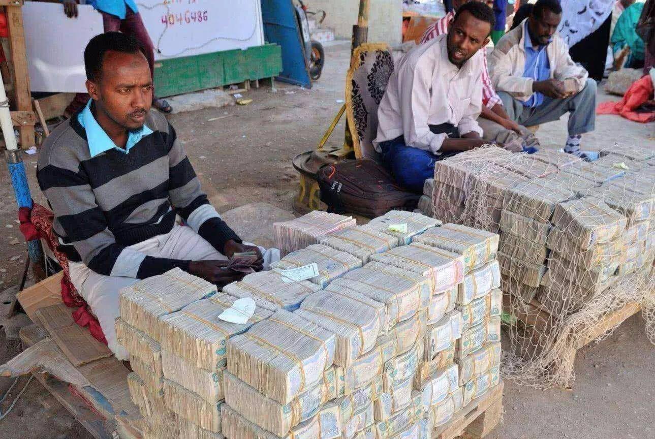"""一个1万亿元=1元的国家,货币的""""风光史""""..."""