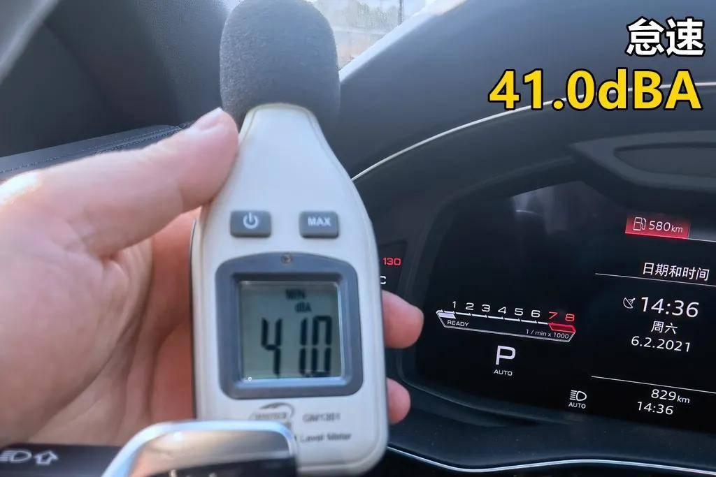 全网首测纽北最快SUV奥迪RS Q8,加速实测13.86秒?