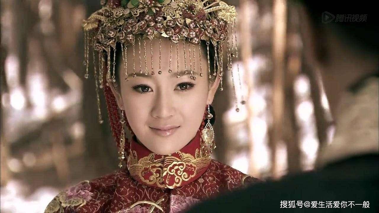 董鄂妃是海兰珠和转世 皇太极为什么恨大玉儿