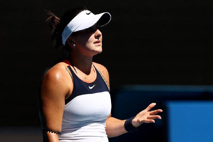 澳网:安德莱斯库0-2谢淑薇 2019美网冠军止步次轮_比赛