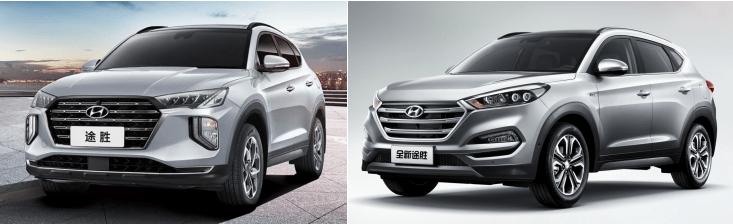 北京现代汽车有限公司召回了一些新的图森和一些第四代图森汽车