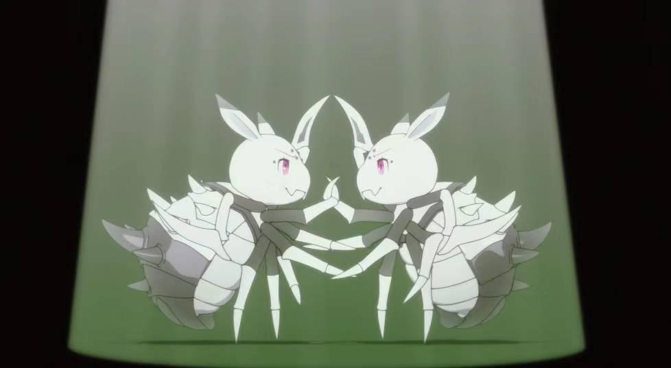 《转生成蜘蛛又怎样》分数线就像心电图一样起起伏伏