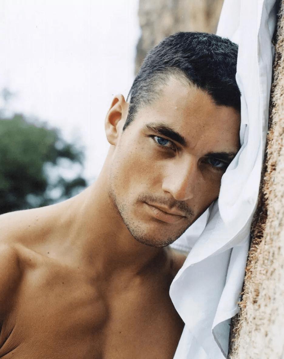 顶级男超模复出拍大片 41岁依然帅!靠满身肌肉改变男模界审美 爸爸 第26张