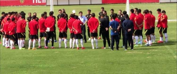 国足40强赛对手同意来华比赛 浦东足球场或迎高规格首秀