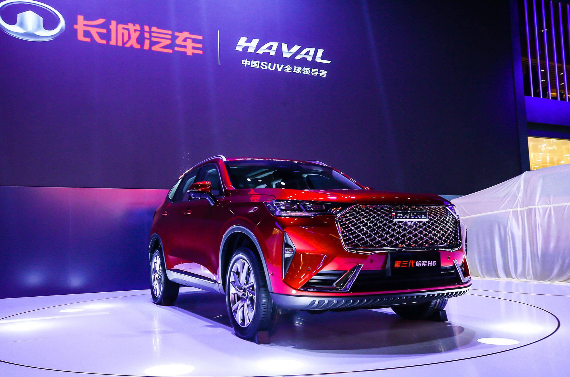 1月份四大SUV细分市场销冠:本田XR