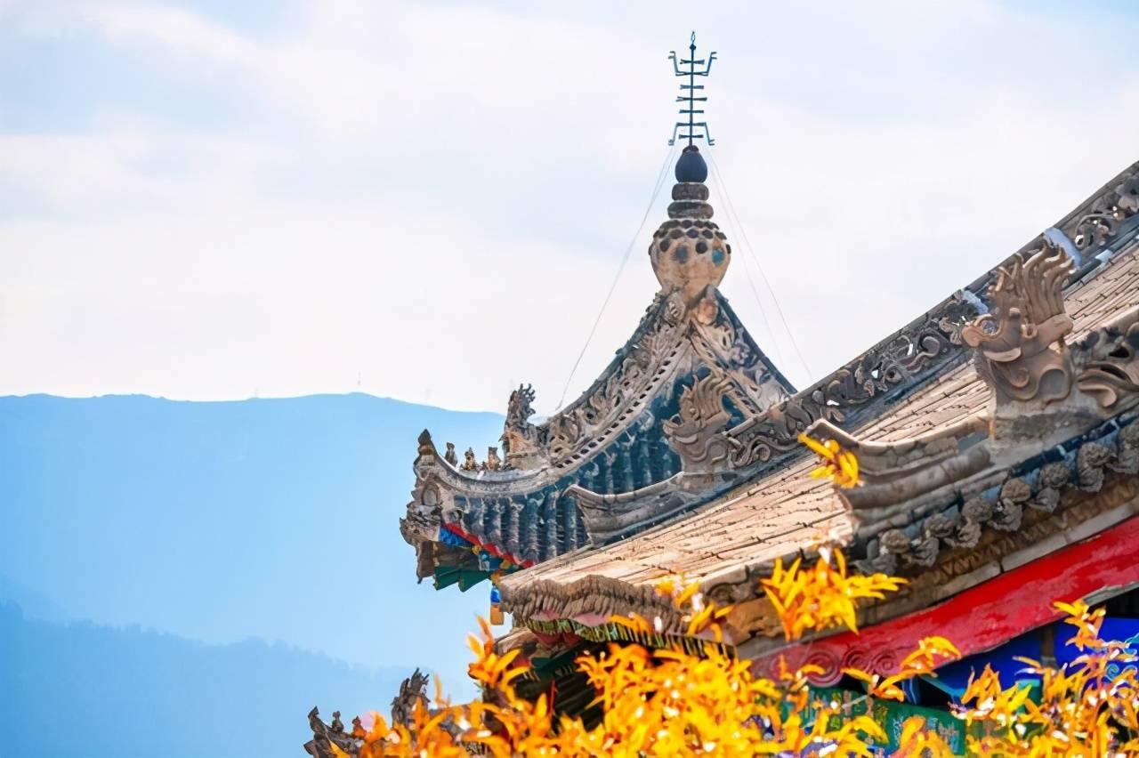 来看看中国道教第一山吧!道家香烟袅袅之下的山清水秀,美呆了!