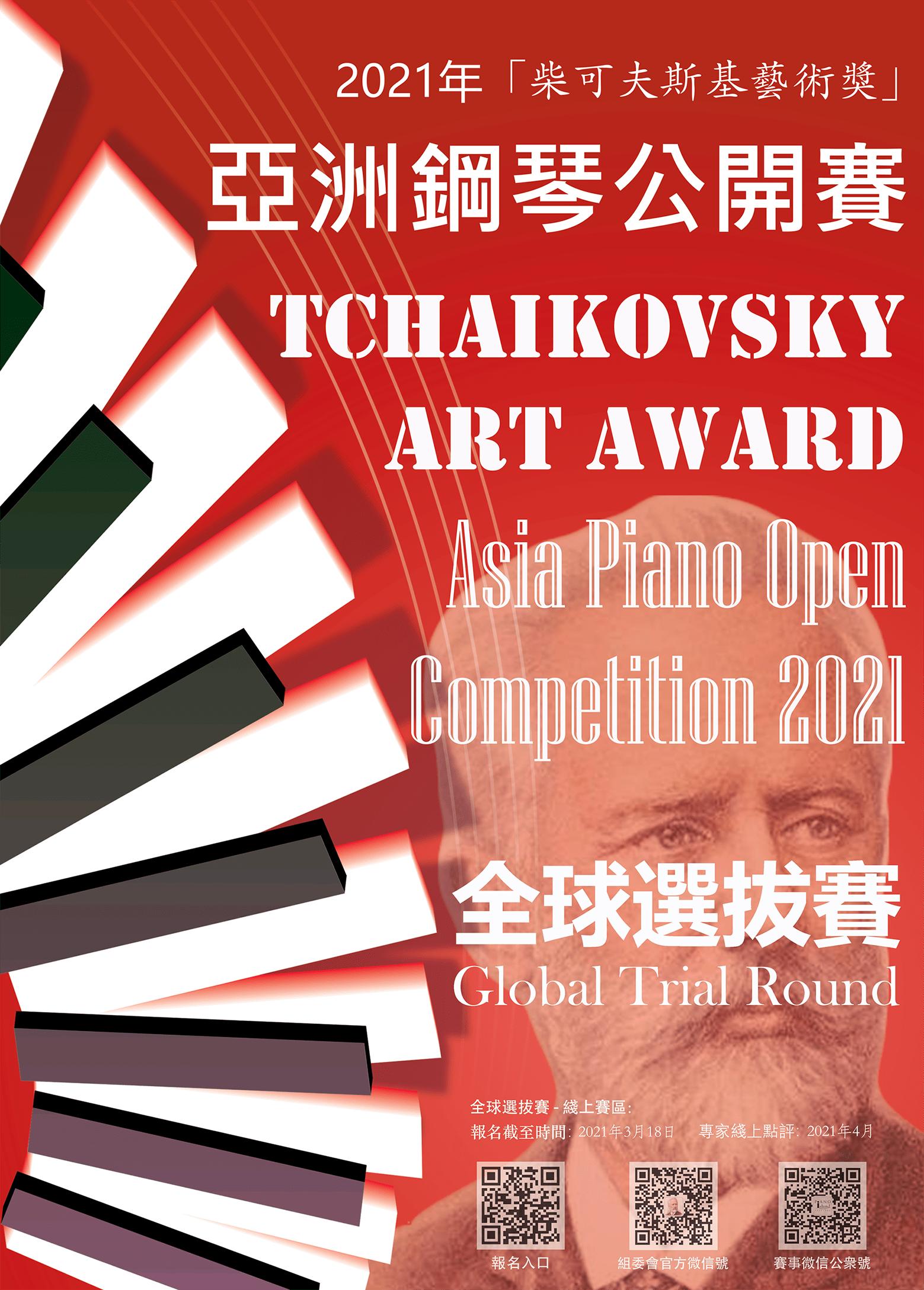 2021国际青年钢琴比赛