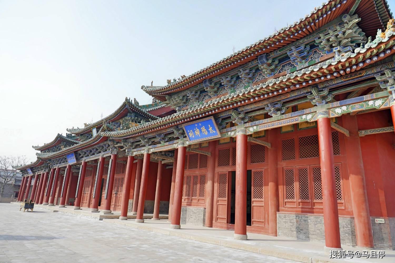 """山西被忽略的城市,藏着一座神庙,内有连三戏台堪称""""国内唯一""""  第4张"""