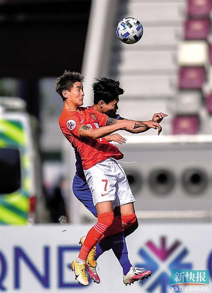 广州队球员熟悉泰国亚冠球场 曾两次客战最终出线