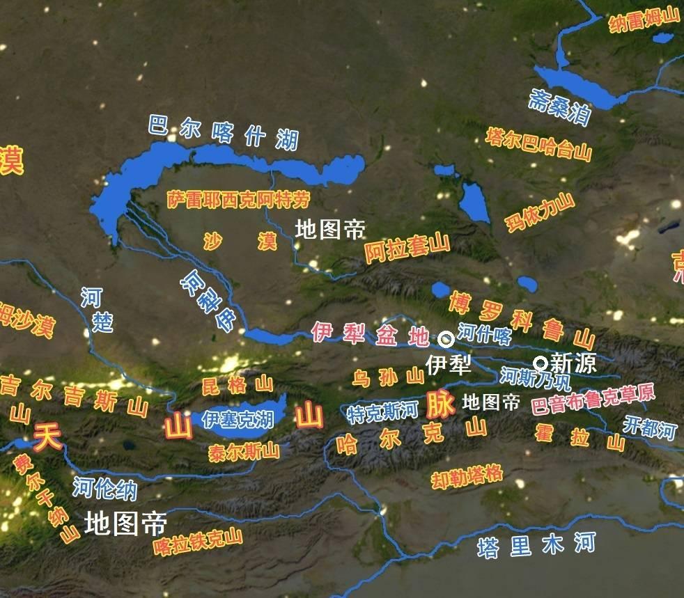 伊犁哈萨克自治州新源县人口_伊犁哈萨克自治州地图