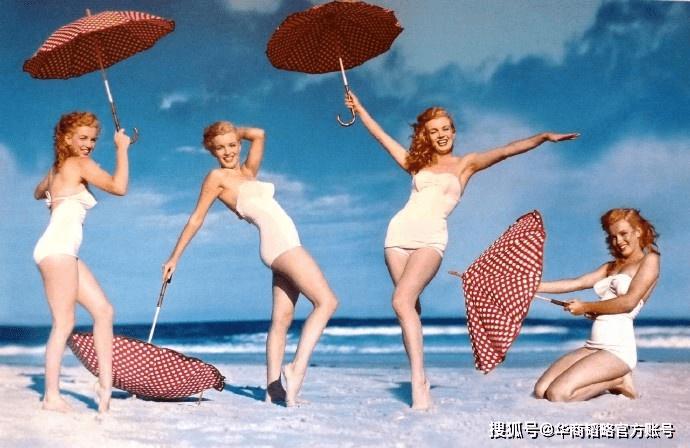 原创             赫本梦露钟爱的泳衣竟来自东北小镇,全球四分之一比基尼产自这里