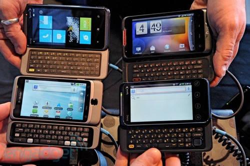 原创             全键盘安卓手机那么炫酷,为何一夜之间销声匿迹了?