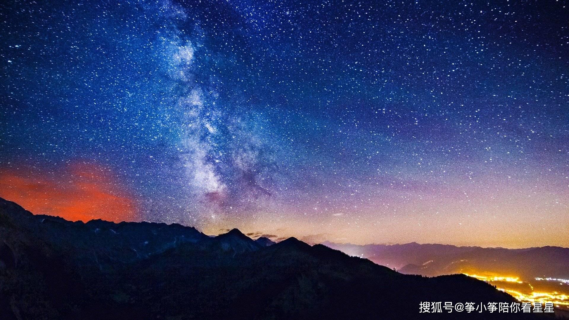 梦见星空出现星座图案 梦见星星组成星座图案