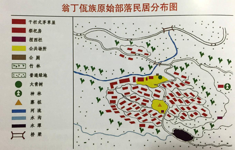 """心痛太可惜,追忆那个堪称是""""中国最后原始部落""""的云南翁丁大寨"""