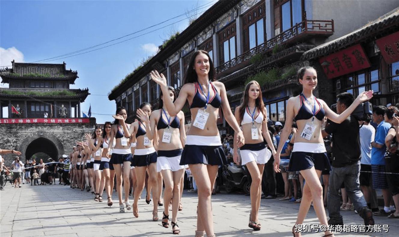 原创             辽宁不只有赵本山还有比基尼!葫芦岛小镇制霸全球泳衣产业,收购赫本最爱大牌