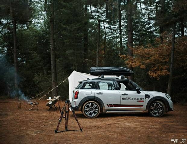 创新——推出全球首款户外高清直播SUV