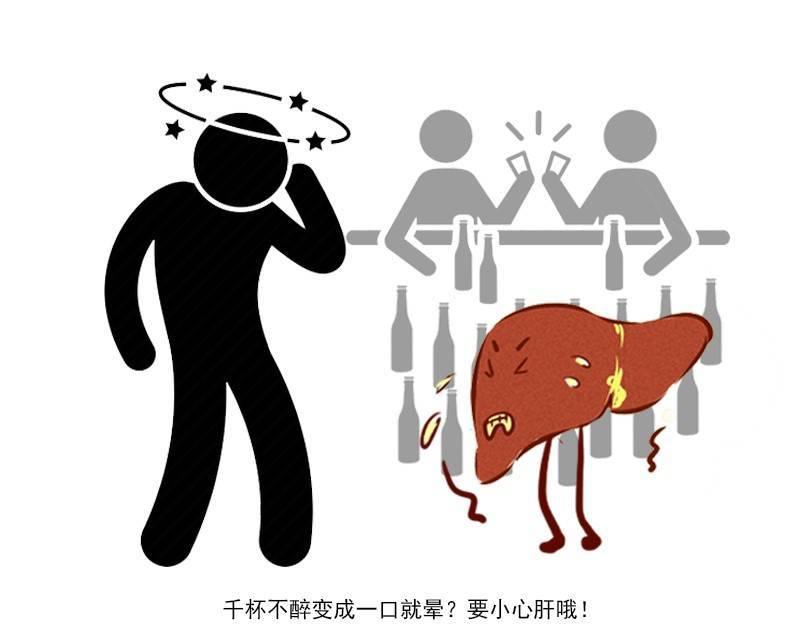 """每3人有1人中招!脂肪肝为何""""偏爱""""中国人?多与4个因素有关"""