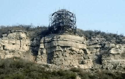湮没于历史600年的蒙山大佛是怎样被发现的?  第3张