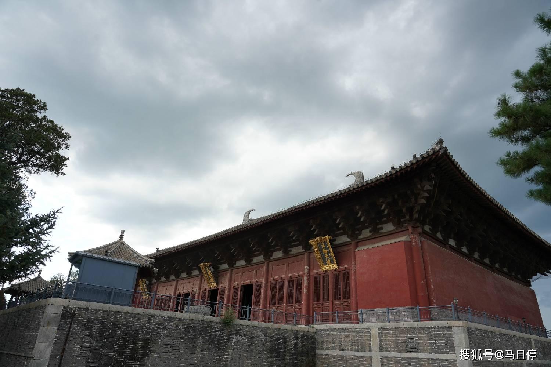 辽宁不起眼的小县,却见证着辽王朝的辉煌,还可看到中国第一佛殿  第11张