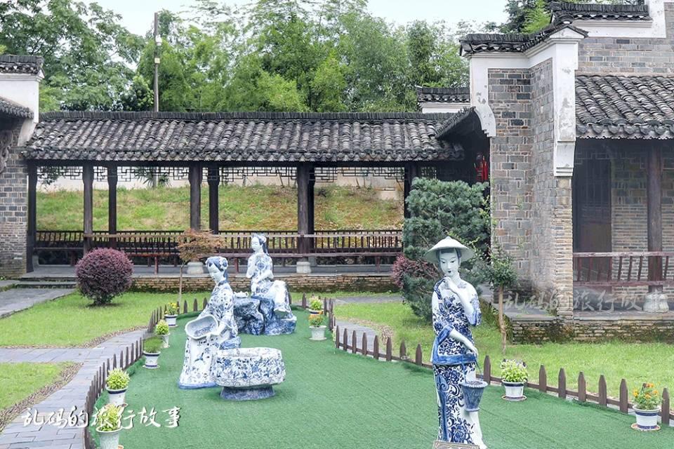 """原创             江西这座古县衙,347任县官无一人贪腐,被誉为""""中国第一县衙"""""""