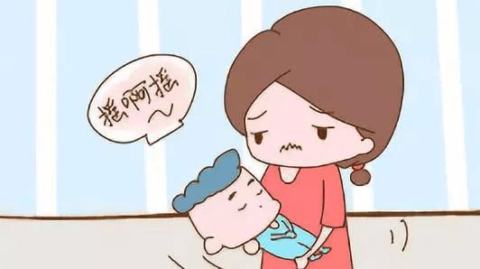 宝宝抱着更容易入睡 宝宝能够感受到安全感以及满足他的好奇心有关