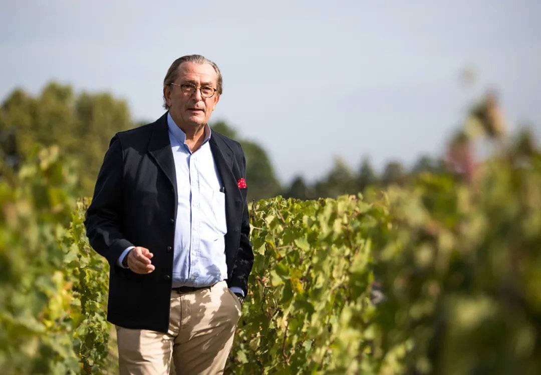 他是LV家族的后代 如今去卖葡萄酒 最大的市场还是中国