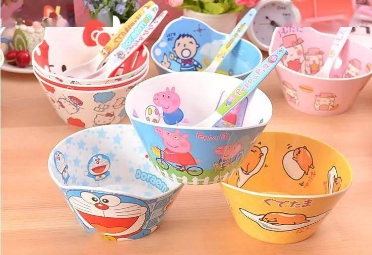有种儿童餐具家里可能每天都在用,却是伤娃于无形,看完速查!