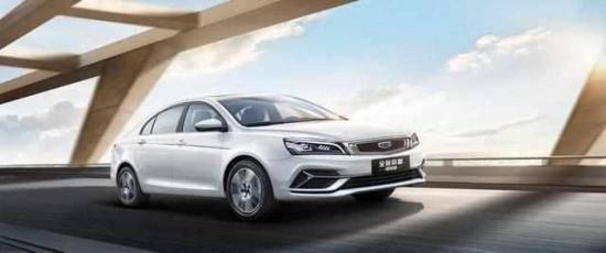 新帝豪GL升级为1.4T豪华车型值得入手