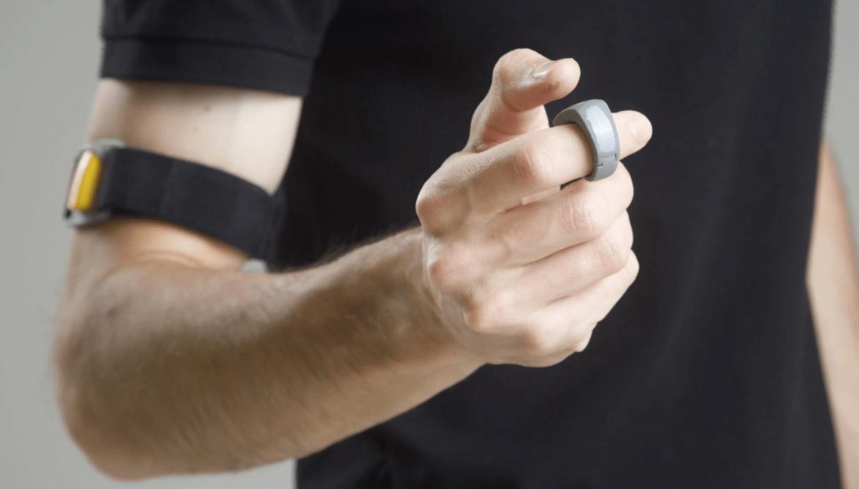 Finch将与AR眼镜结合,推出微型指环交互控制器