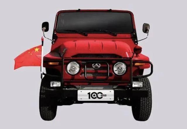 原BJ 212纪念版拿了三菱2.4T动力,不到9万买了硬SUV