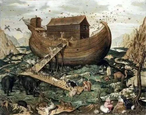 诺亚方舟最后停在了哪里?