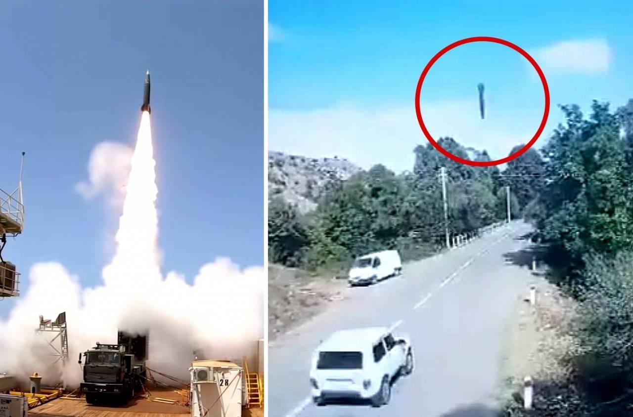 亚美尼亚突曝伊斯坎德尔导弹没有爆炸才是卡拉巴赫失败的原因