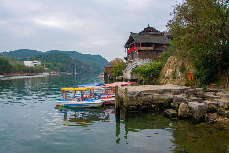 """贵州的一座小镇,别名叫""""小上海"""",去过的人都会点赞"""