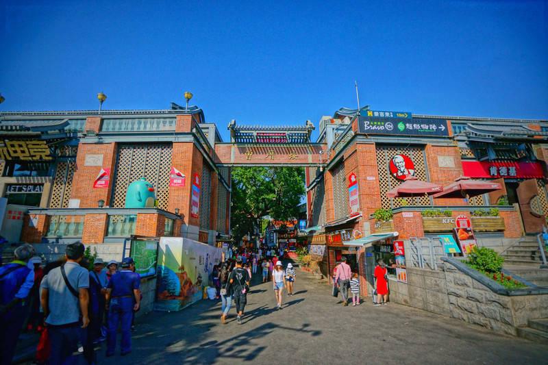 厦门一个普通的小渔村,如今跻身网红景点,充满文艺气息