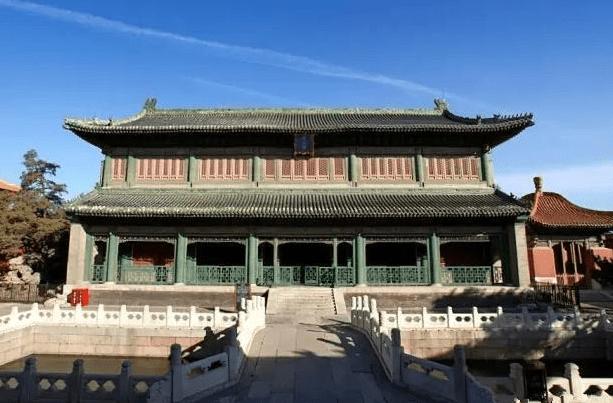 都说紫禁城有房间9999间半,这次终于找到了那个半间房